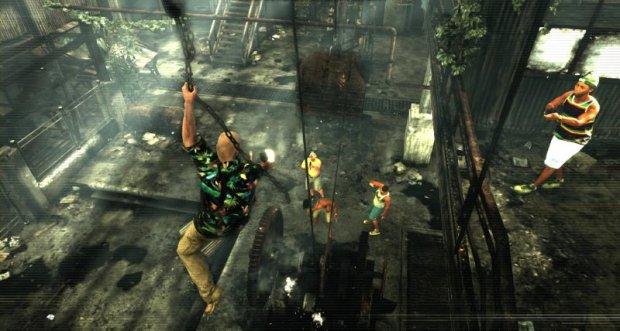 Bullet  time otomatis mengharuskan Max menghabisi musuh dalam rentang waktu tertentu