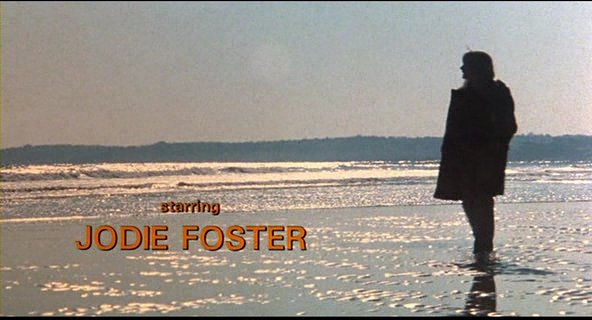 Film horror dengan Jodie Foster muda? Sungguh menarik perhatian saya