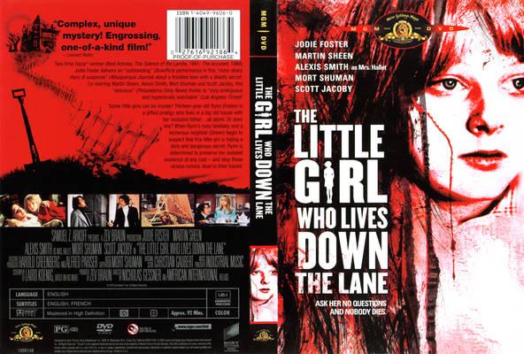 """Kover DVD seperti ini memang (agak) menipu. Sepertinya berdarah-darah film ini, padahal tidak. Apalagi tagline-nya yang provokatif: """"Ask Her No Questions And Nobody Dies"""""""